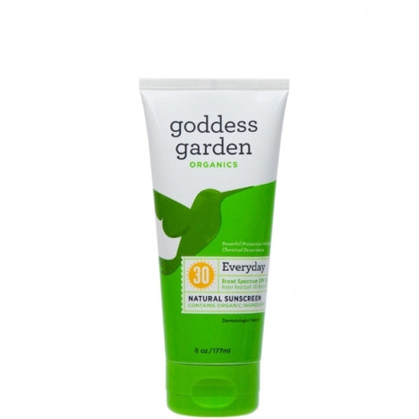 Everyday Natural Sunscreen Lotion