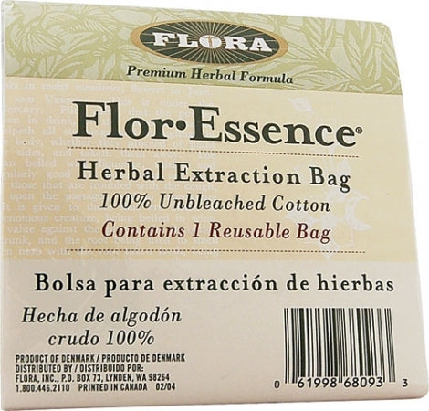 Flora Flor-Essence Herbal Extraction Bag