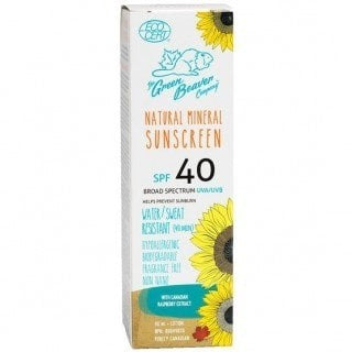 Adult Natural Mineral Sunscreen Lotion SPF 40