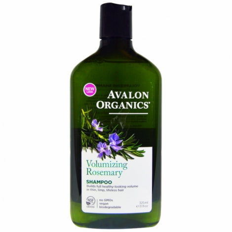 Volumizing Rosemary Shampoo