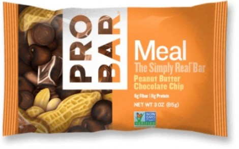 PROBAR Meal Peanut Butter Chocolate chip