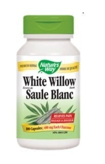 White Willow Bark - Relieves Pain
