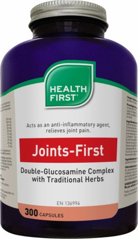 JointsFirst Complexe de glucosesamine Double