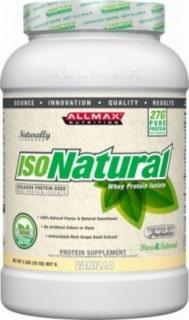 IsoNatural Whey Protein
