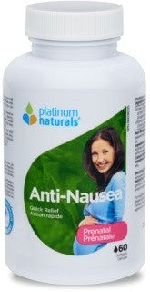 Anti-nauséa prénatale (gingembre naturel + Vit B6)