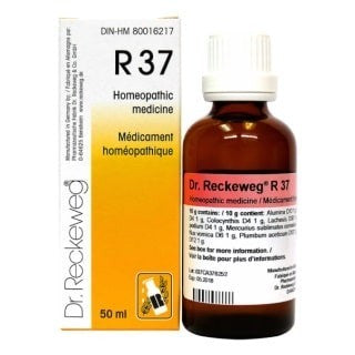 R37 for Intestinal Pain