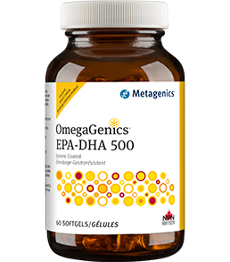 OmegaGenics EPA-DHA 500 (Enteric Coated)