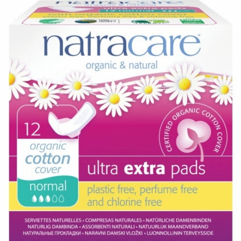 Ultra Extra Pads Regular with wings