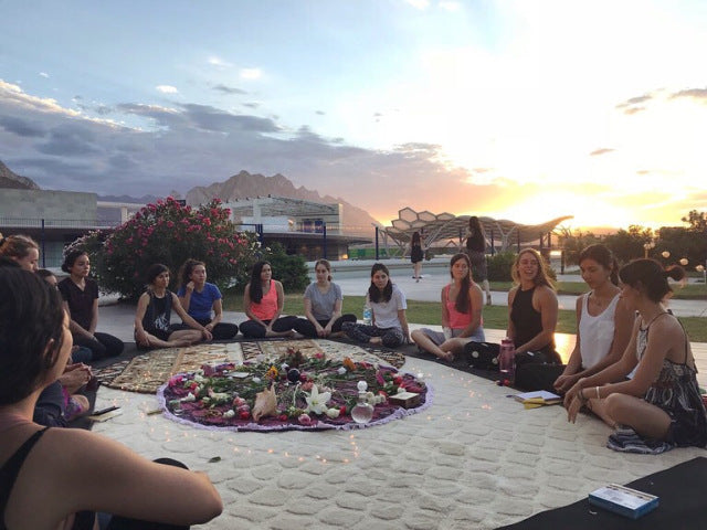 New Moon Circle at Sutra Yoga