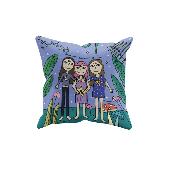 Brenda, Tanya y Pamela - Pillows