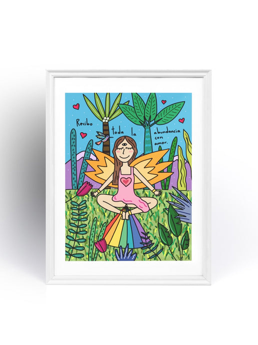 Monserrate Gomez - Print