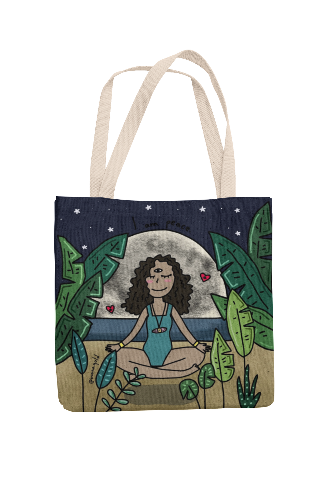 Rebeca Contreras - Tote Bag