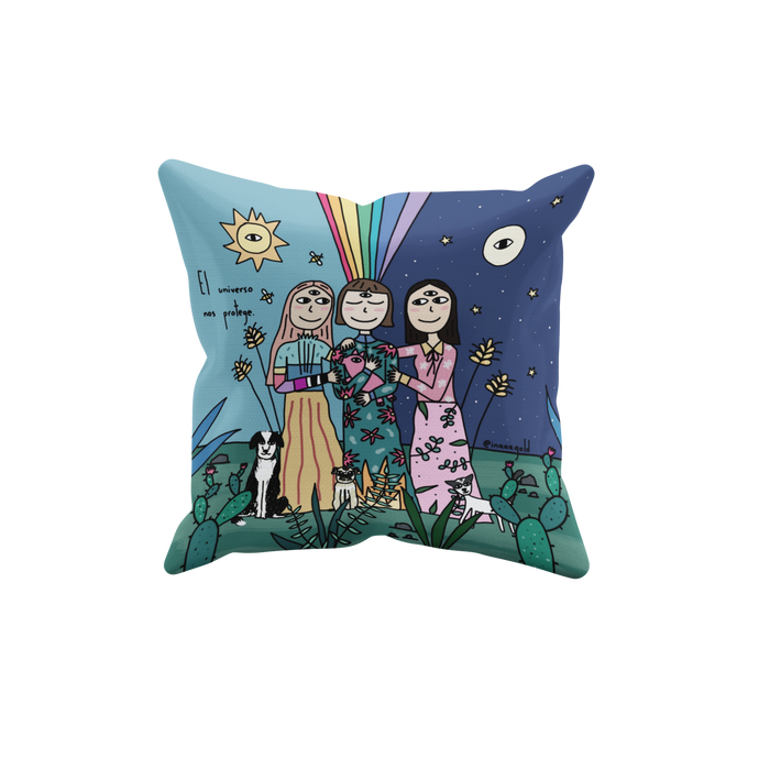 El universo nos protege - Pillows