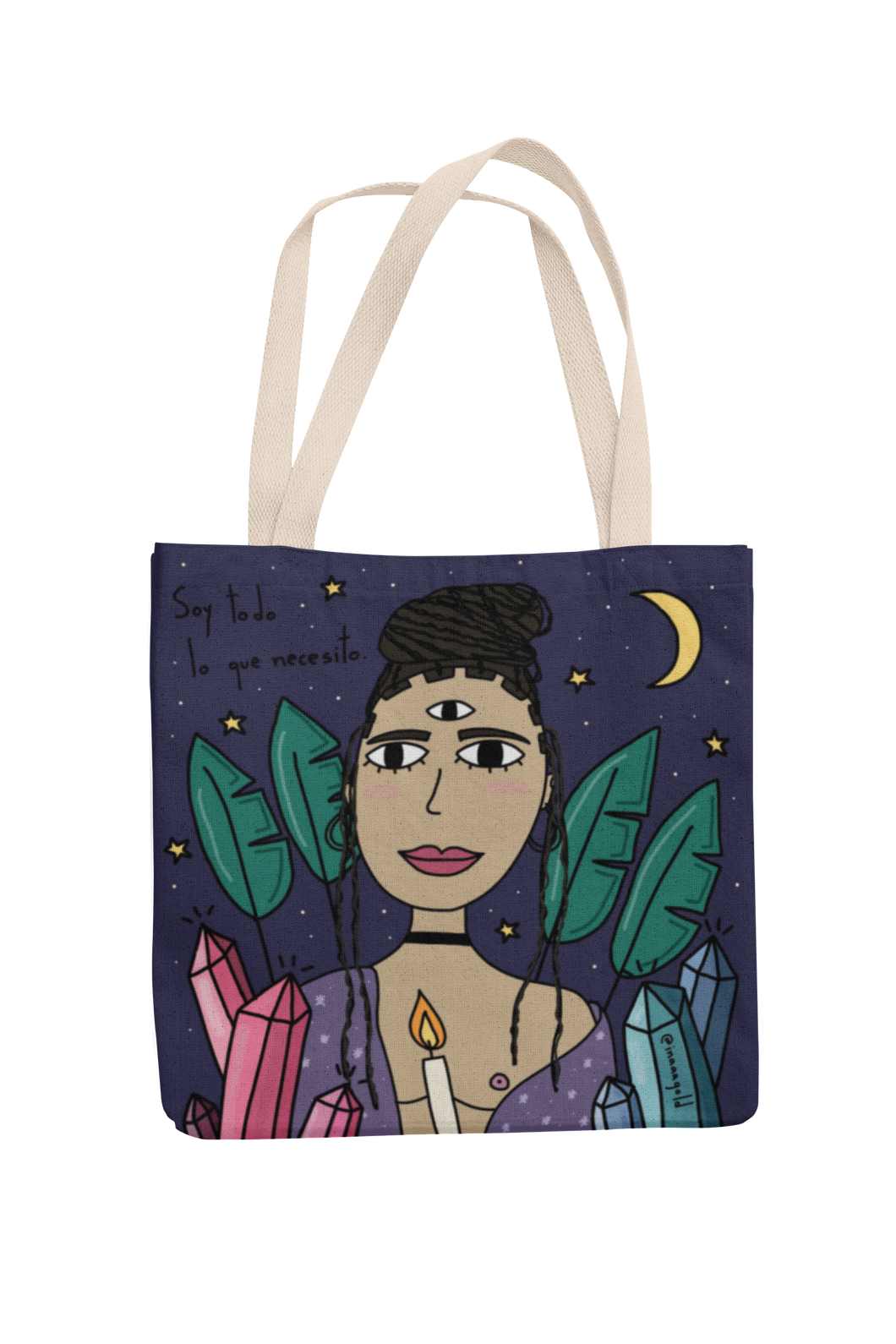 Valeria Villagrán - Tote Bag