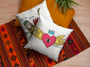 Follow your heart Pillow