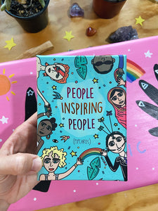 Cartas People Inspiring People