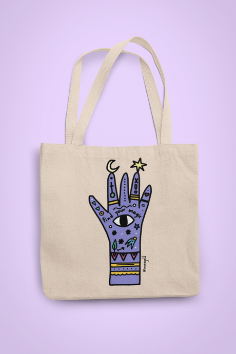 Find your magic Tote bag