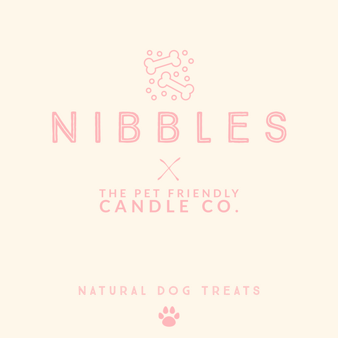 Nibbles, natural treats for dogs
