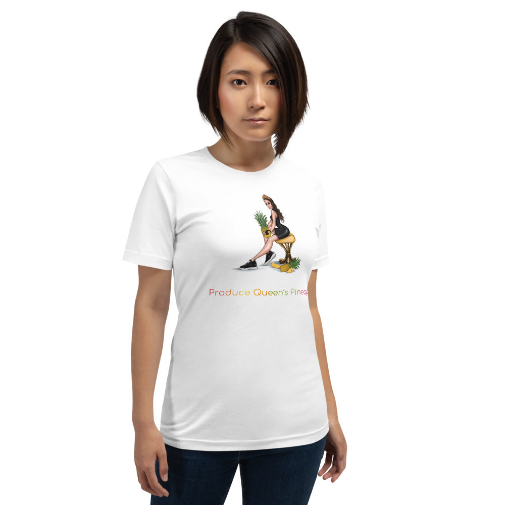 Produce Queen's Pineapple T-Shirt