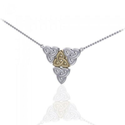 Celtic Trinity Necklace MNC220