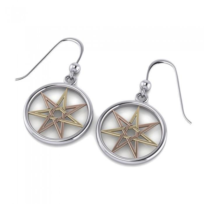 Elven Star Hook Earrings OTE1029