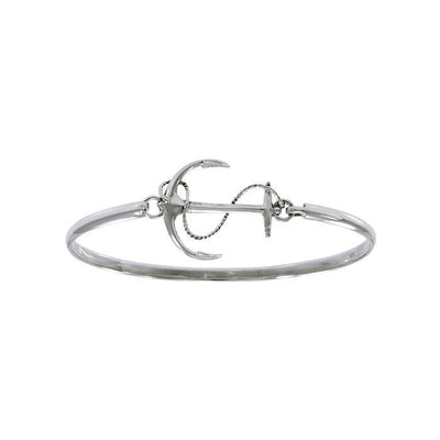 Anchor Bangle TBA166