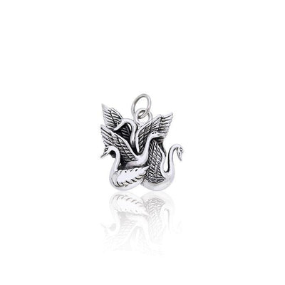 Children of Lir Silver Charm TCM151 Charm