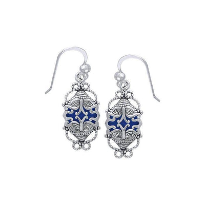 Janus Silver Earrings TE2927