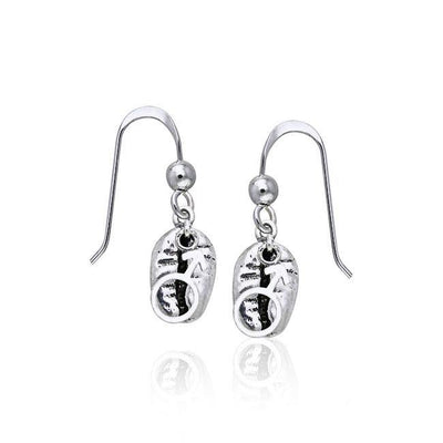 Coffee Bean Earrings TE614