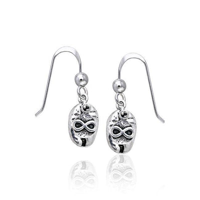 Coffee Bean Earrings TE622