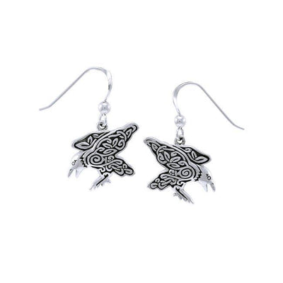 Brigid Ashwood Raven Earrings TER1400