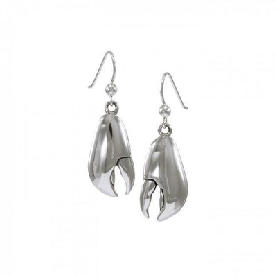 Lobster Claw Silver Earring TER1514