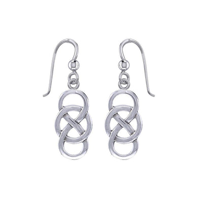 Celtic Infinity Knot Earrings TER1825