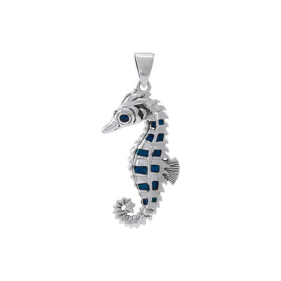 You Are as Uniquely Beautiful as a Seahorse Pendant TP1097 Pendant