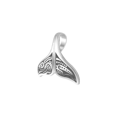 I See through you the Whale's Tail Pendant TP2327