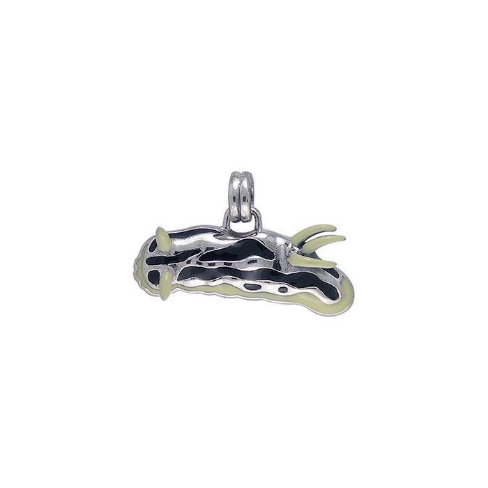 Nudibranch Silver Pendant TPD093