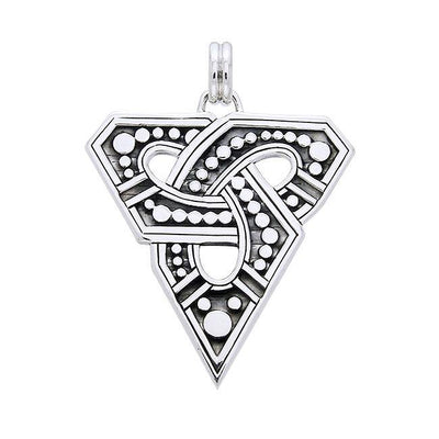 Fierce enchantment ~ Mammen Sterling Silver Pendant Jewelry TPD1132