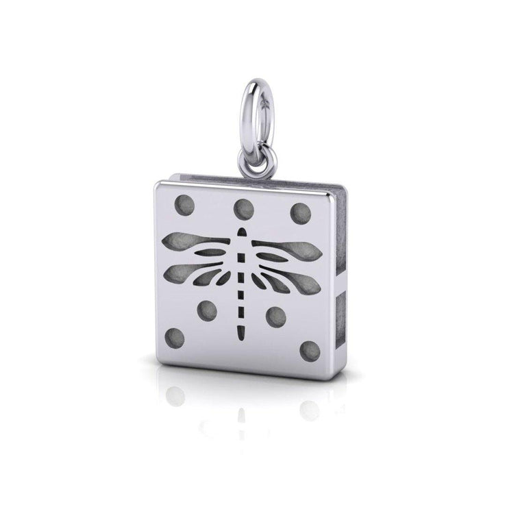 Break Away with the Dragonfly ~ An Aromatherapy Pendant TPD1408 Pendant
