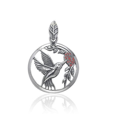 Ted Andrews Hummingbird Pendant TPD253