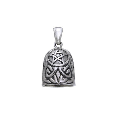 Celtic Knot The Star Bell Pendant TPD258