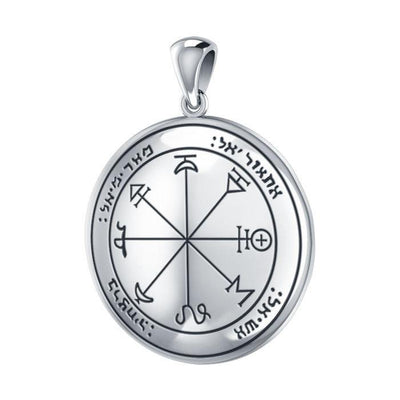 First The Star of Mars Solomon Seal Pendant TPD2867