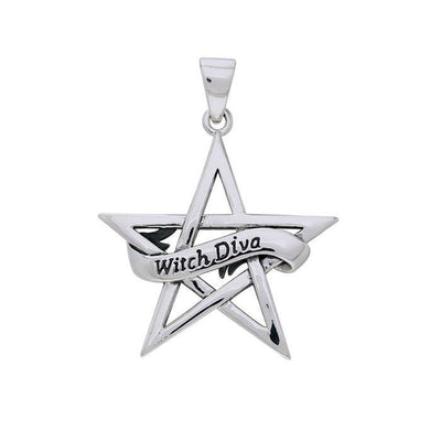 Witch Diva The Star Pendant TPD2930