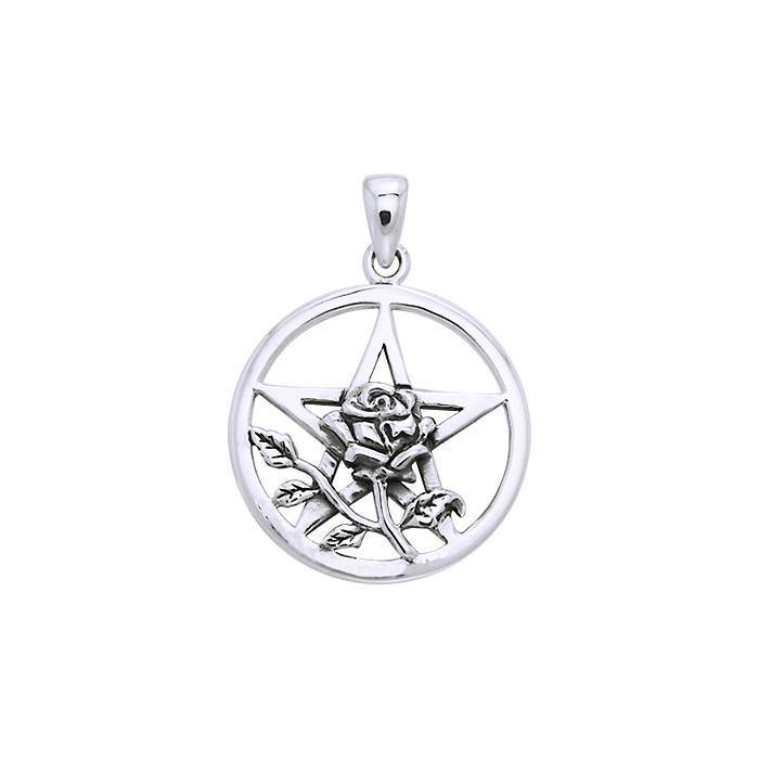 Rose Sterling Silver The Star TPD3136