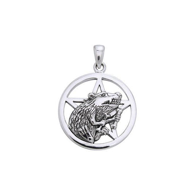 Badger Sterling Silver The Star TPD3164