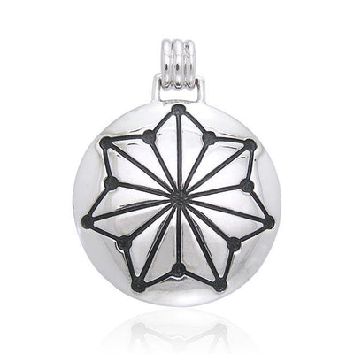 Exclusive GIN Star Medallion TPD3171 Pendant