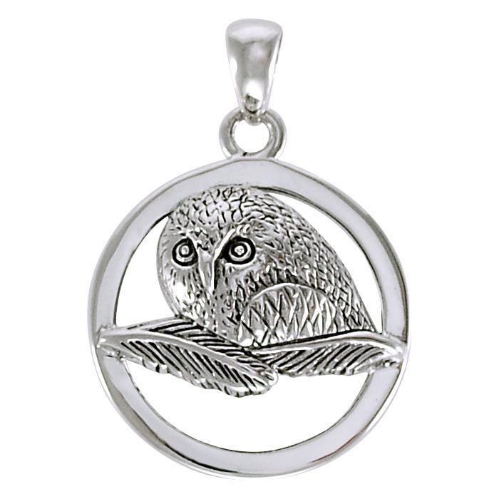 Ted Andrews Owlet Pendant TPD3990