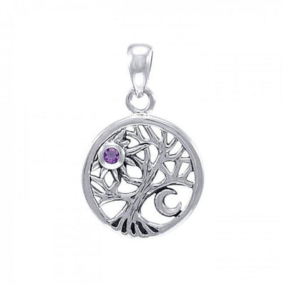 Tree of Life Celestial Pendant TPD4292