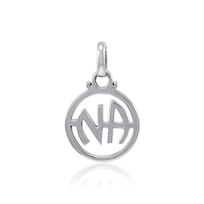 Narcotics Anonymous Recovery Symbol Pendant TPD4341