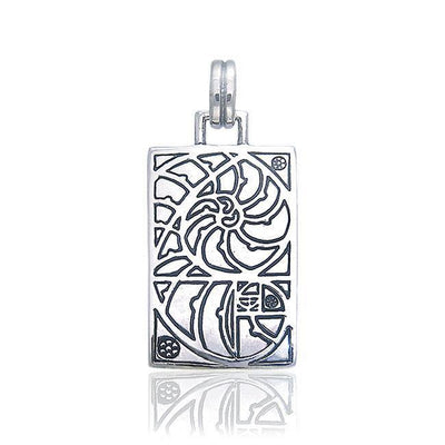Brigid Ashwood Divine Proportion Pendant TPD467