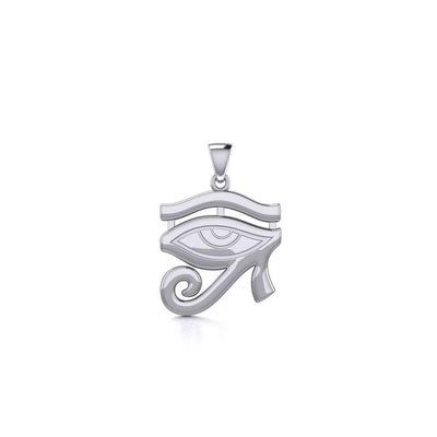 Beyond the symbolism of the Eye of Horus Silver Pendant TPD5505 Pendant